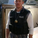 Holt as Detective Wyatt in Sinners and Saints