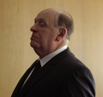 """Anthony Hopkins as """"Alfred Hitchcock."""""""