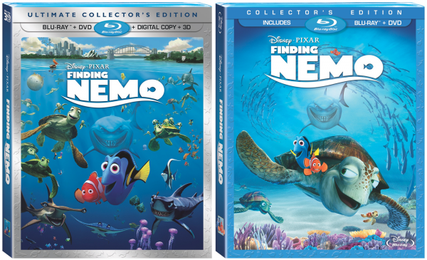 Finding_Nemo_Blu-ray_DVD_cover_art_ | Movie Vine