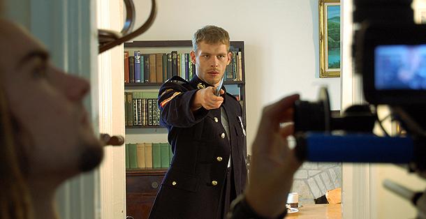 Filming Warhouse