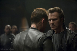 Mike as Varro in SGU