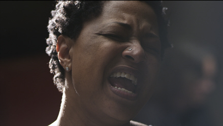 Lisa Fischer singing from her heart