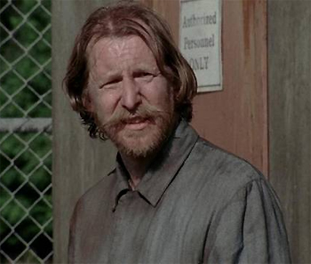 Lew Temple in The Walking Dead