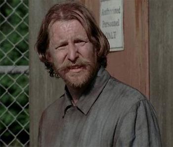 Lew Temple in The Walking Dead