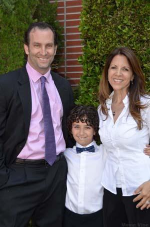 Kevin, Gina, and Gunnar