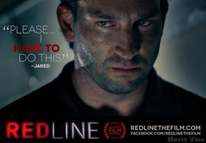 Jared in Red Line