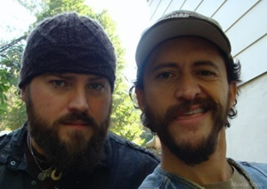 Clifton and Zac Brown for Chicken Fried