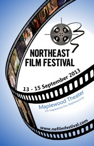 Official Northeast Film Festival Poster.
