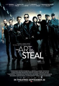 """The Art of the Steal"" official poster."