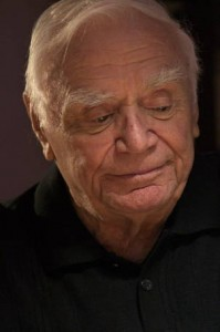 """Ernie Borgnine starring in one of his final roles in Borowski's """"Night Club""""."""