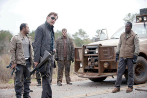"""""""I am the BIGGEST Walking Dead fan ever! So to be a part of the show was, and still is, a true honor."""""""