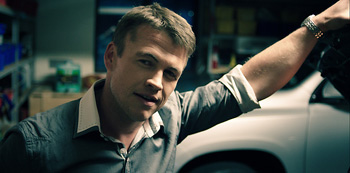 Luke Hemsworth as Jason in The Reckoning.