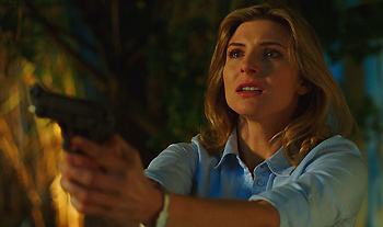 Viva Bianca as Detective Jane Pearson in The Reckoning
