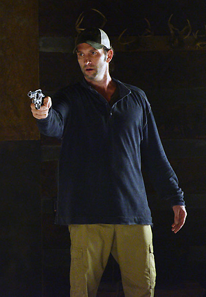 Kevin Sizemore in Resurrection
