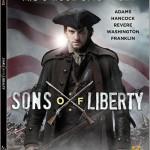 """""""Sons of Liberty"""" Blu-ray box art."""
