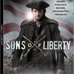 """Sons of Liberty"" DVD box art."