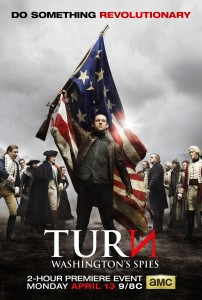 """TURN: Washington's Spies"" Season 2 first poster."