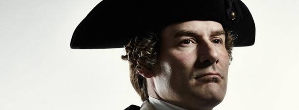"George Washington - ""TURN: Washington's Spies"" Season 2."