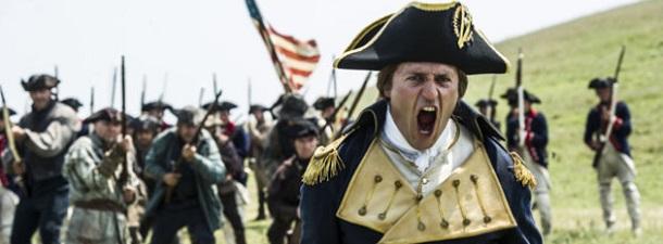 "George Washington - ""Sons of Liberty""."