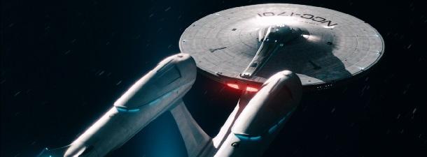 """""""Star Trek Into Darkness"""" Enterprise"""