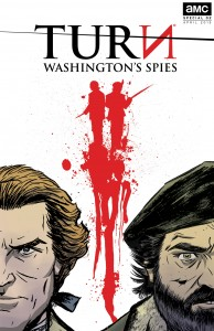 """TURN: Washington's Spies"" - ""Rivals"" cover art."