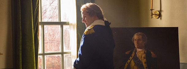 "George Washington - ""TURN: Washington's Spies"" Season 2, Episode 1"